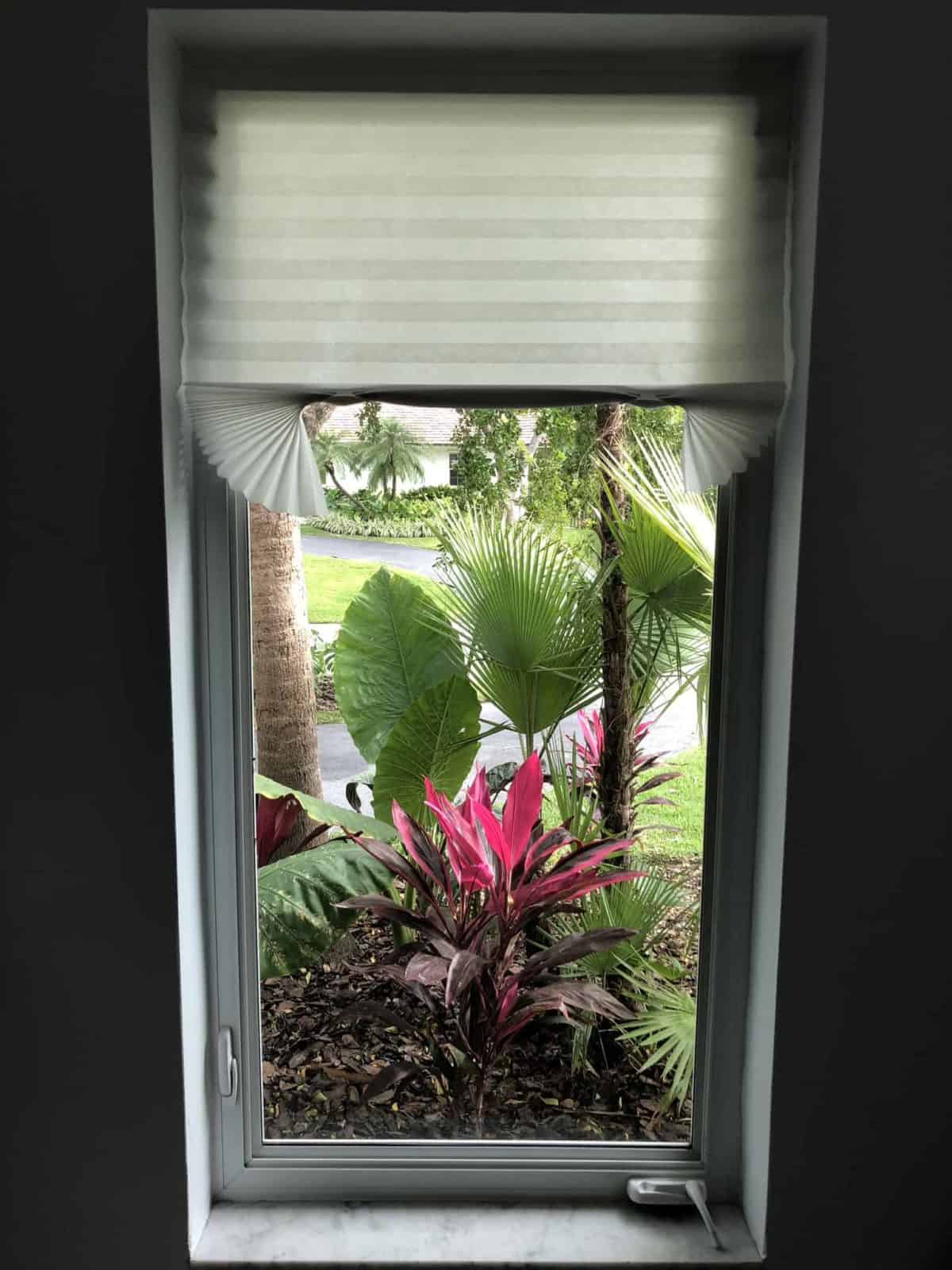 window curtain as part of home remodel to reduce room renovation costs