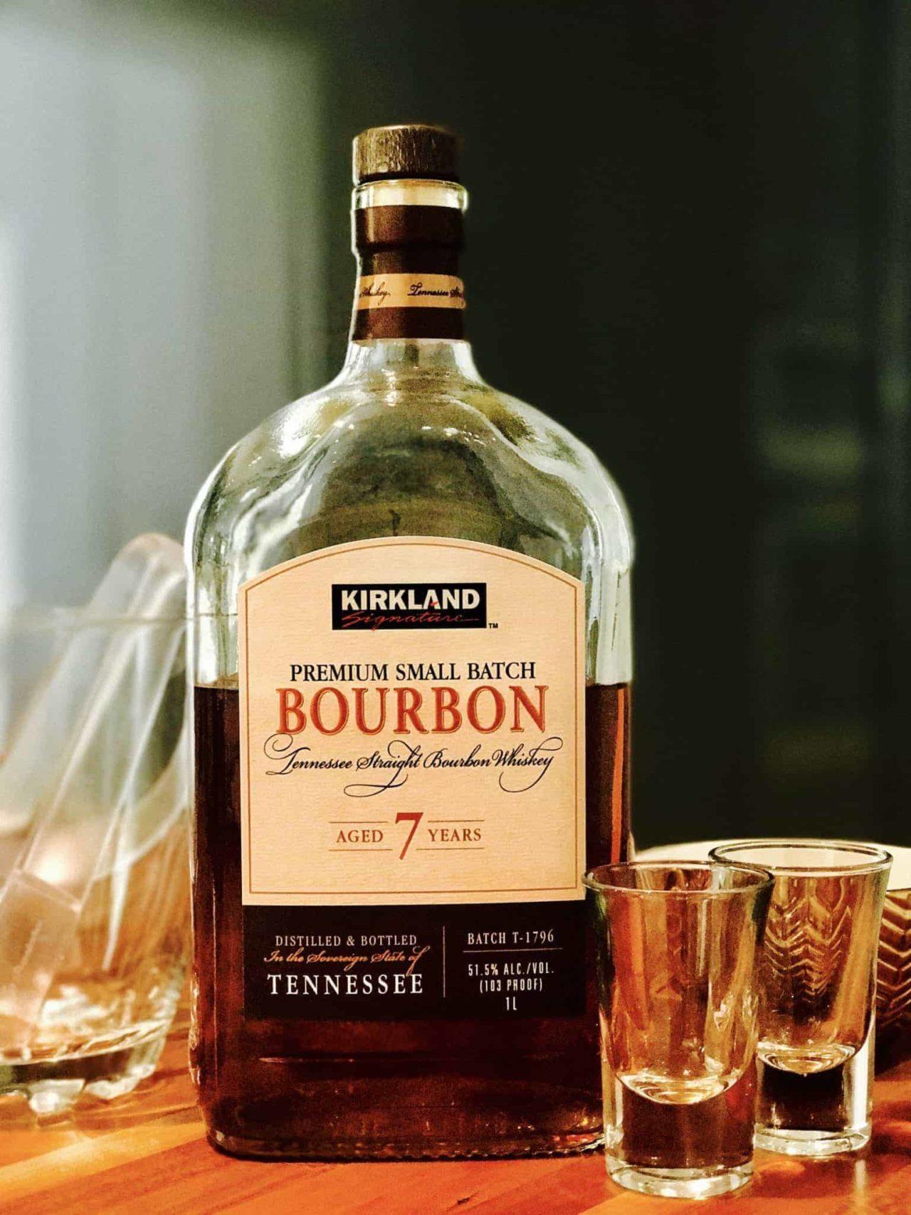 Kirkland Signature Bourbon Review