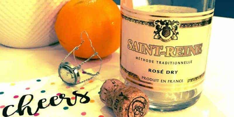 Caveman Wine Reviews: Saint-Reine Rosé Dry