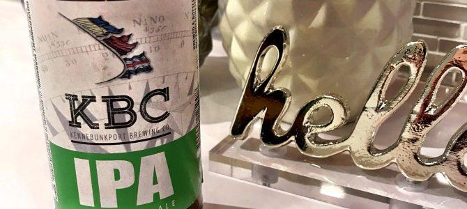 Caveman Beer Reviews: KBC IPA