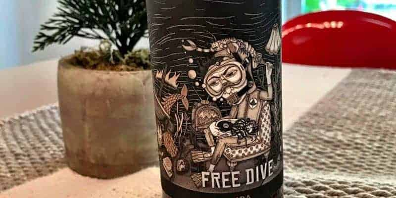 Caveman Beer Reviews: Coppertail Brewing Co. Free Dive IPA
