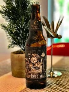 Coppertail Brewing Co. Free Dive IPA