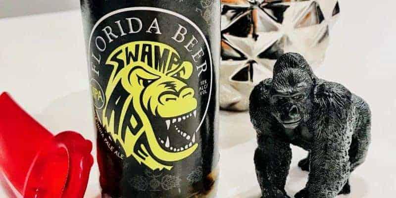 Caveman Beer Reviews: Florida Beer Company Swamp Ape