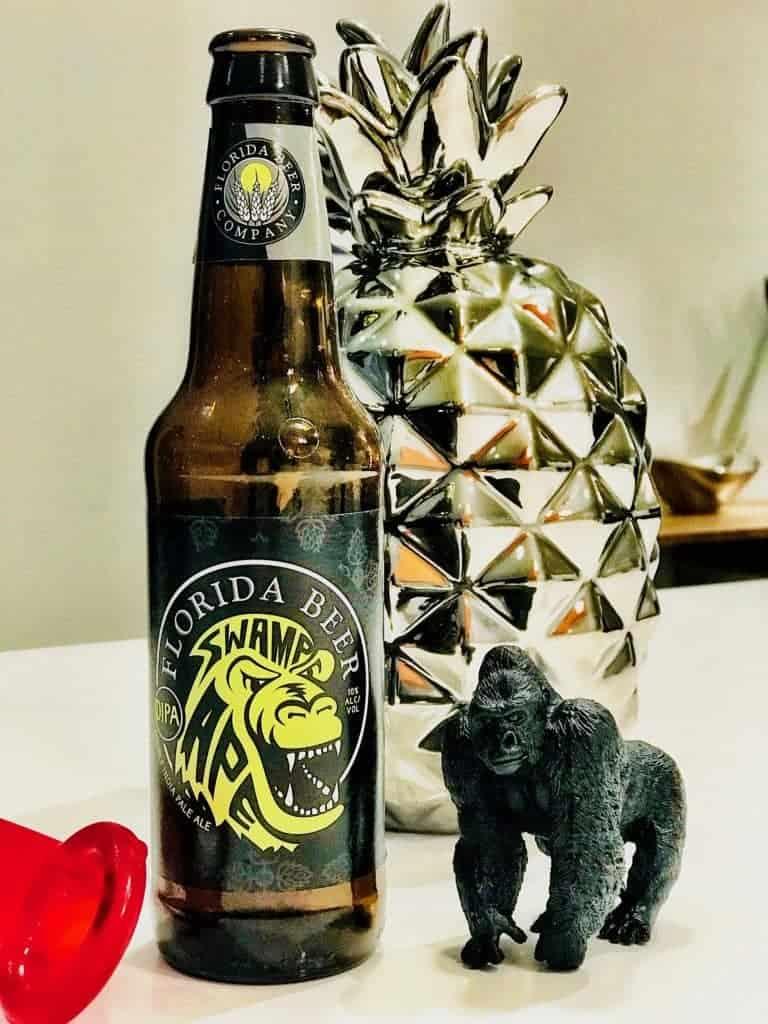 florida beer company swamp ape