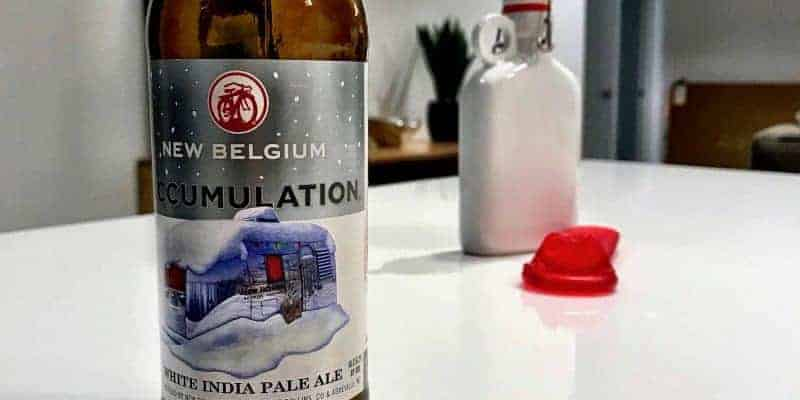 Caveman Beer Reviews: New Belgium Accumulation