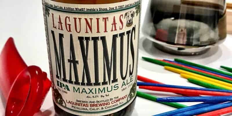 Caveman Beer Reviews: Lagunitas Maximus