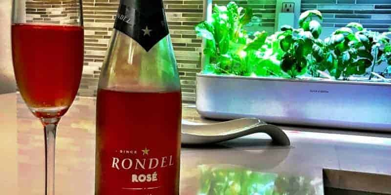 Caveman Wine Reviews: Rondel Rosé Cava