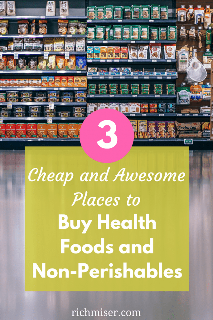 Cheap Healthy Foods To Buy At Walmart