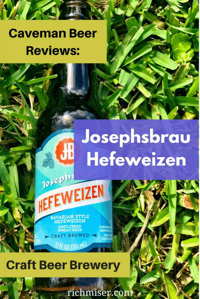 josephsbrau hefeweizen review
