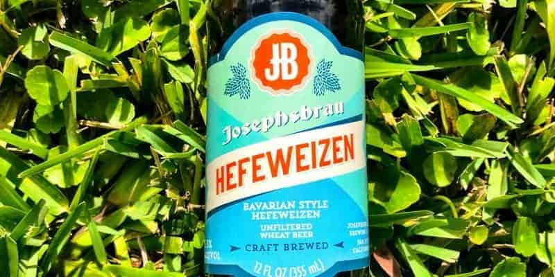 Caveman Beer Reviews: Josephsbrau Hefeweizen (and the German Connection)