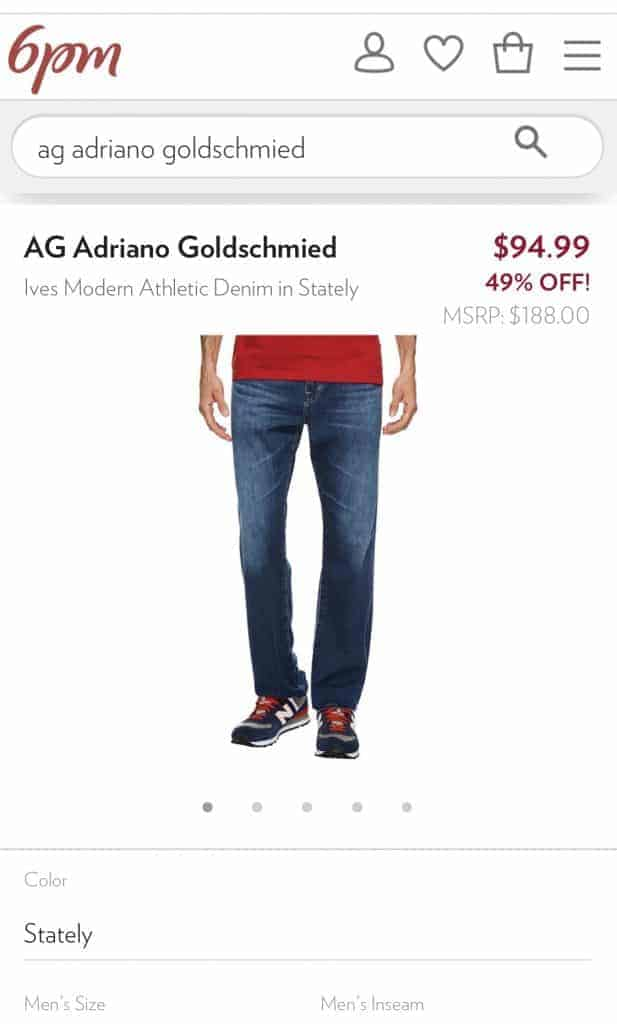 Best place to buy jeans online 6pm
