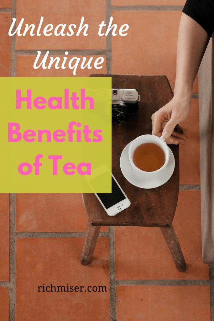 Health benefits of Tea, ginger tea benefits, chamomile tea benefits, green tea health benefits