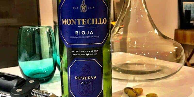 Caveman Wine Reviews: Montecillo Rioja Reserva