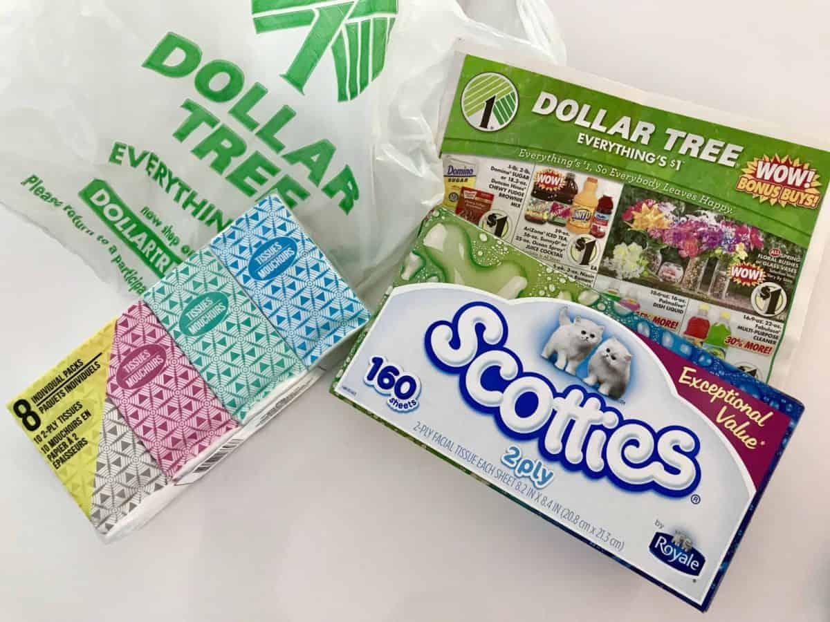 ways to save money at dollar tree stores