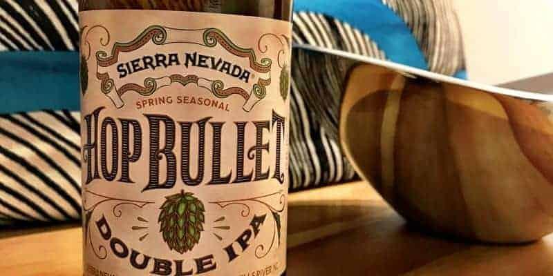 Caveman Beer Reviews: Sierra Nevada Hop Bullet Double IPA