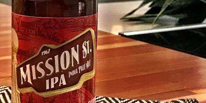 Caveman Beer Reviews: 1967 Mission St. IPA