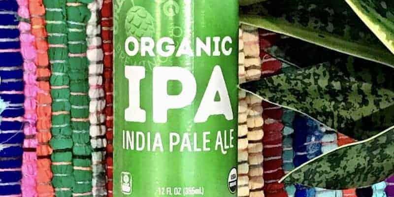 Caveman Beer Reviews: Green Fog Organic IPA