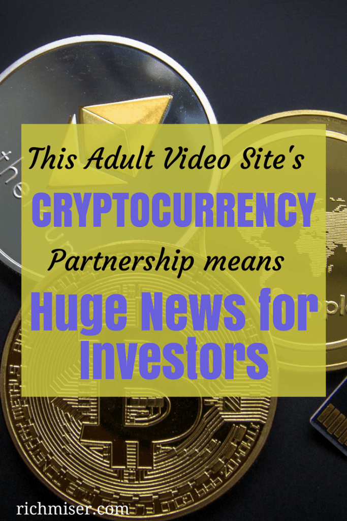 Video Site's Partnership with Cryptocurrency