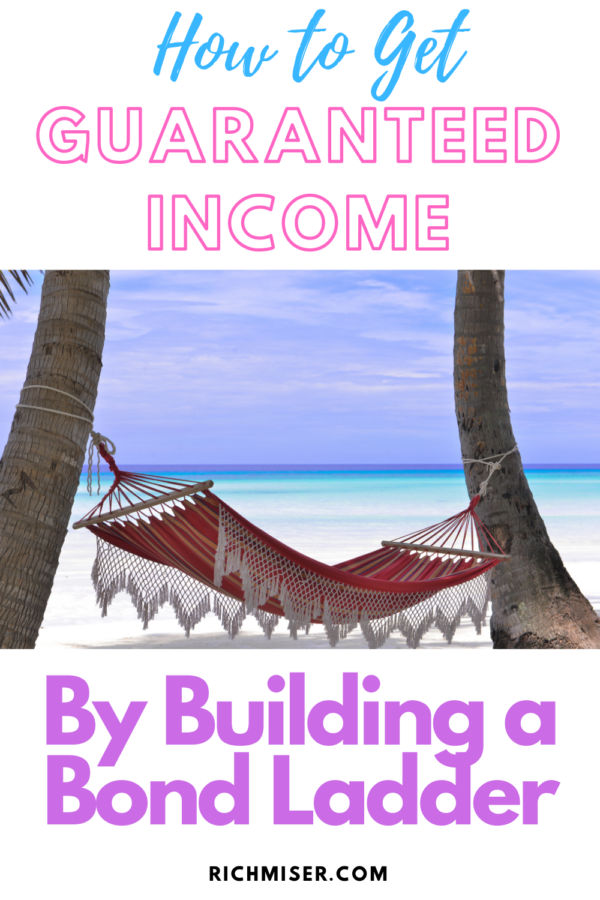 How to Get Guaranteed Income by Building a Bond Ladder
