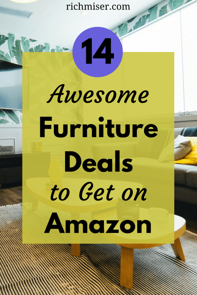 14 Awesome Furniture Deals to Get on Amazon