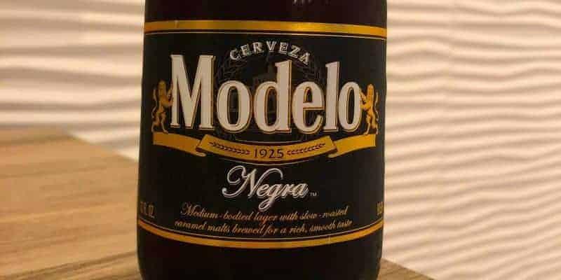 Caveman Beer Reviews: Modelo Negra