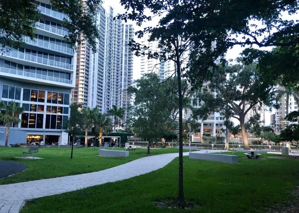 Brickell Miami neighborhood