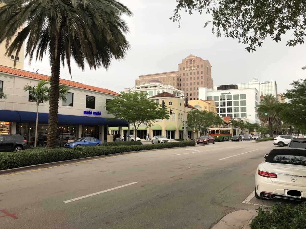 Coral Gables is an awesome Miami neighborhood
