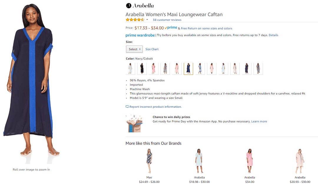 comfortable clothes