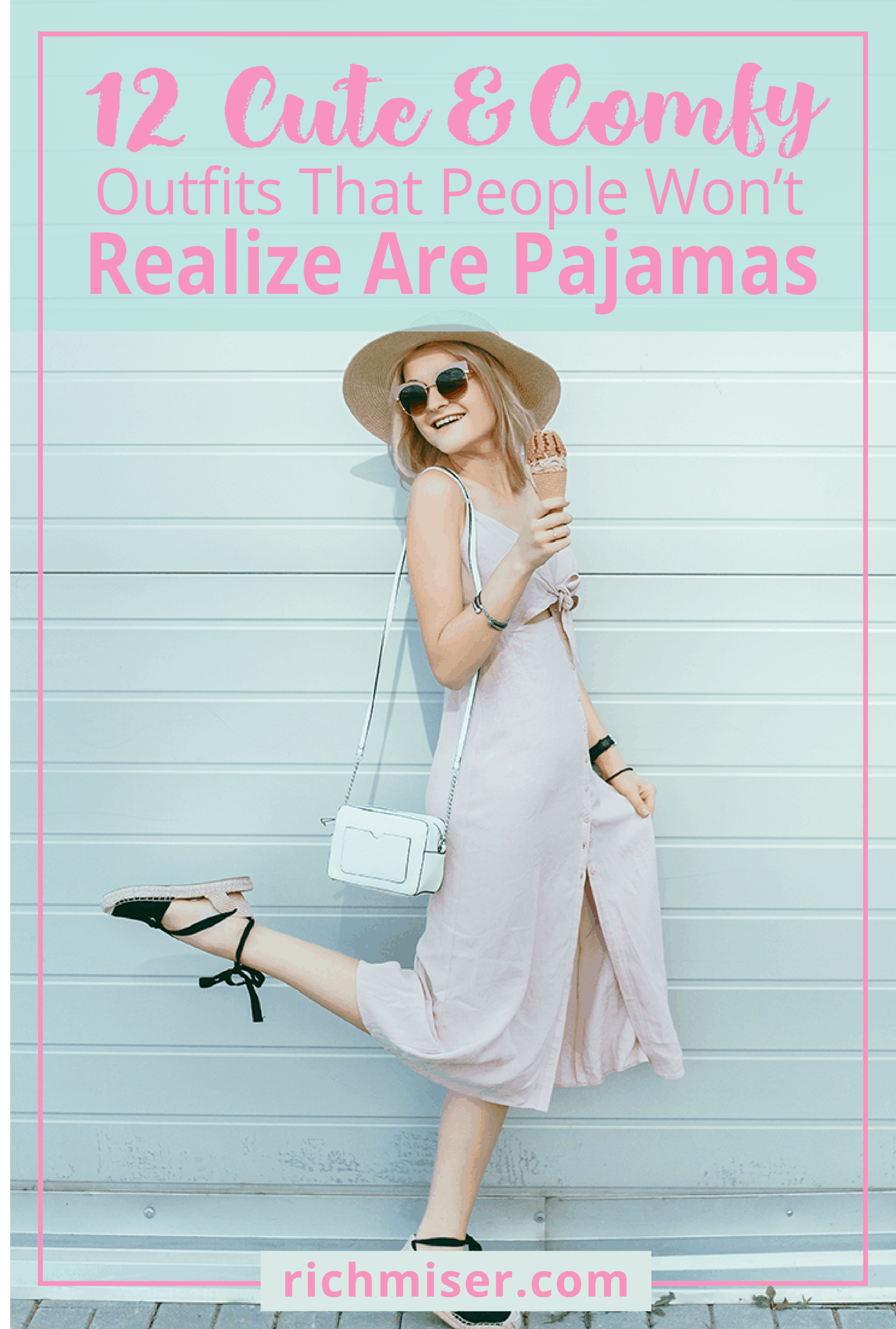 12 Cute & Comfy Outfits That People Won't Realize Are Pajamas