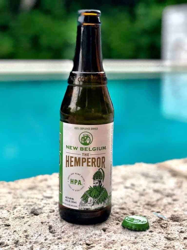 New Belgium The Hemperor Review