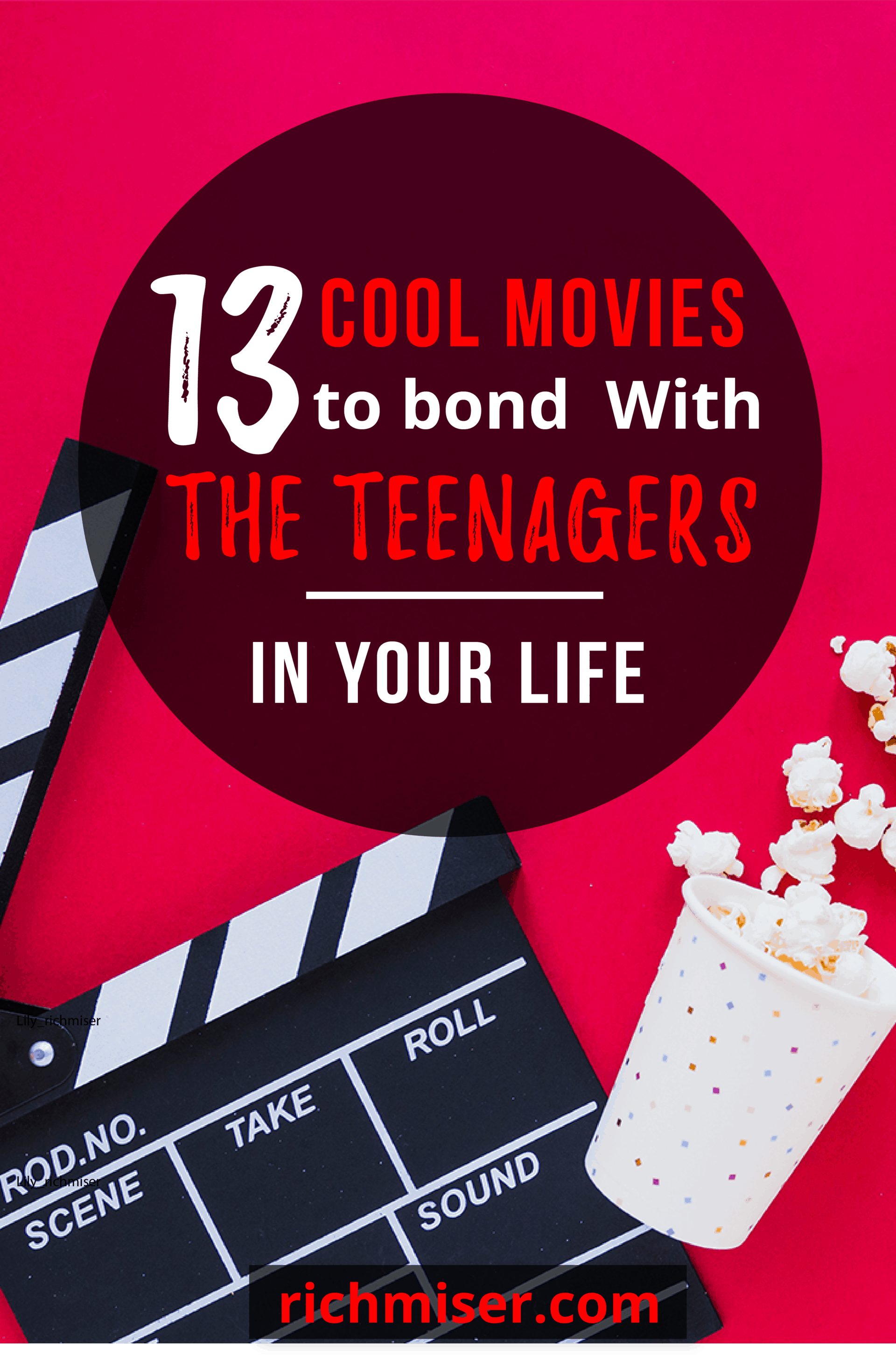 13 Cool Movies to Bond With the Teenagers in Your Life