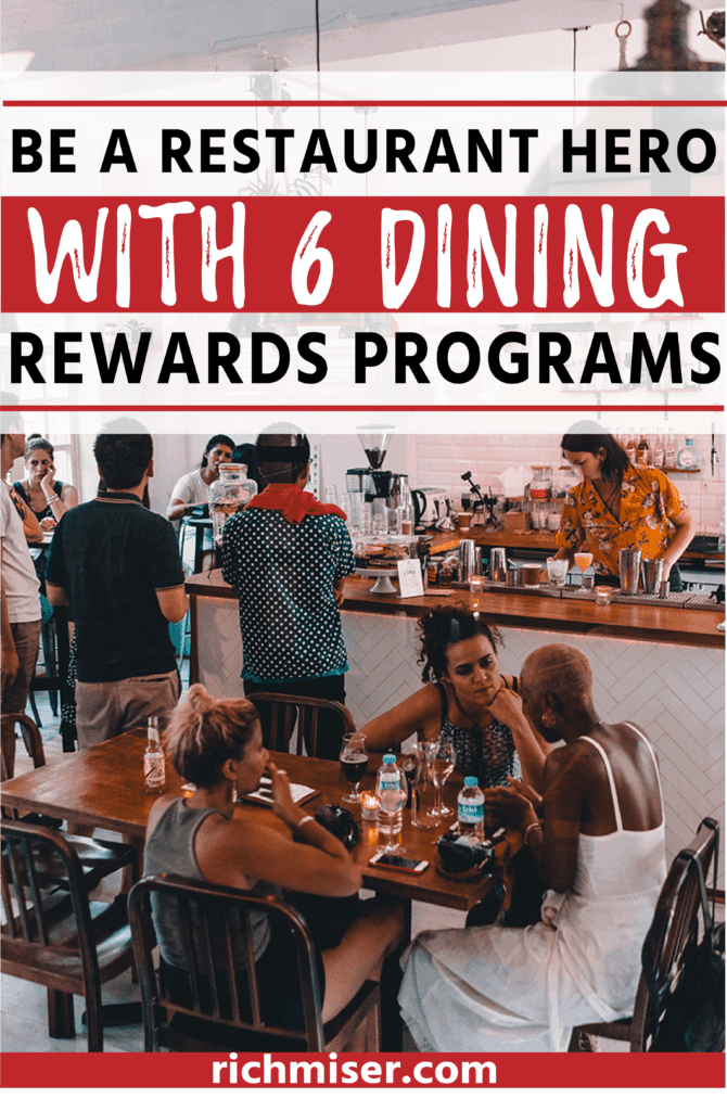 Be A Restaurant Hero With 6 Dining Rewards Programs