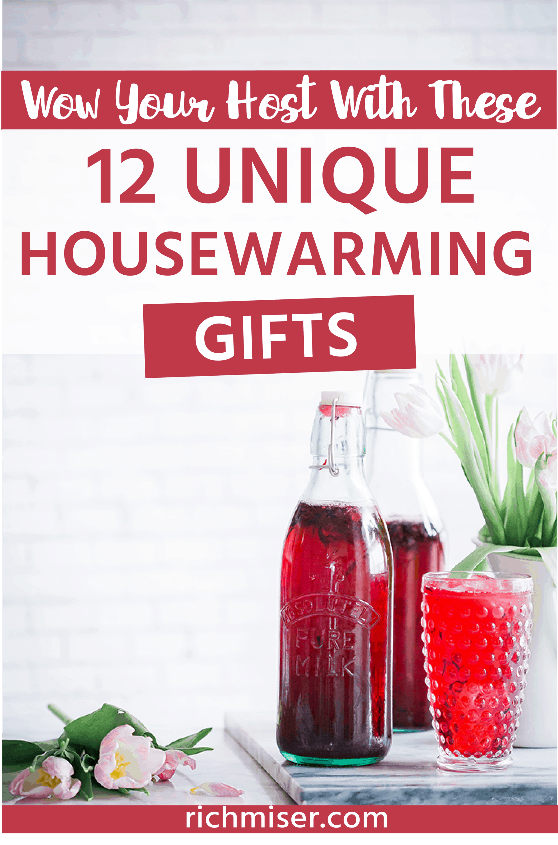 Wow Your Host With These 12 Unique Housewarming Gifts