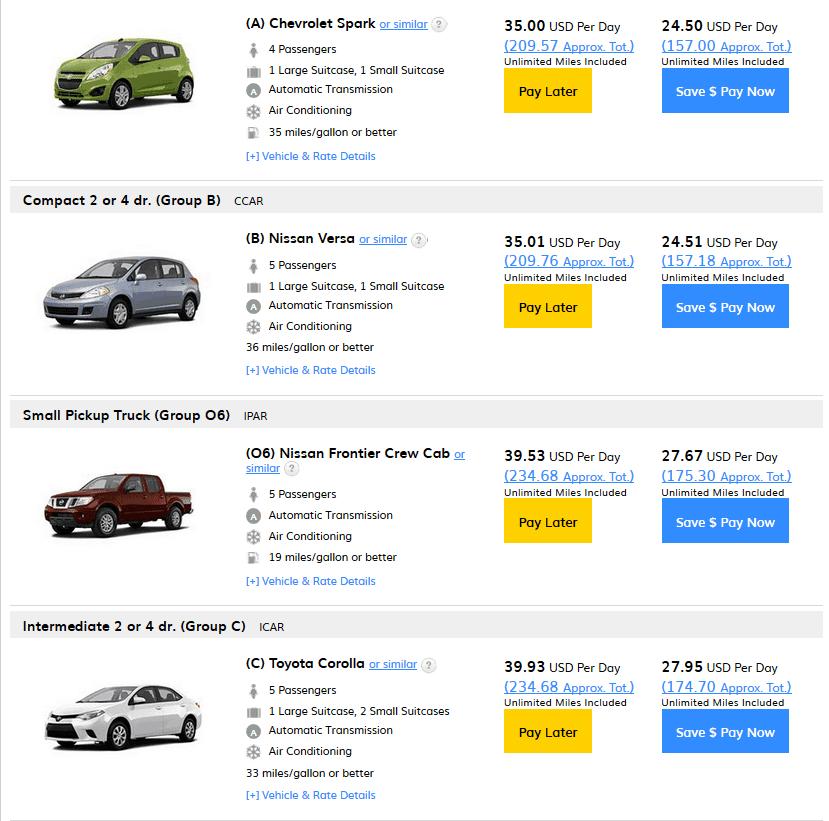 best car rental company?