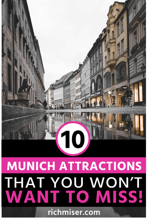 10 Munich Attractions That You Won't Want to Miss!