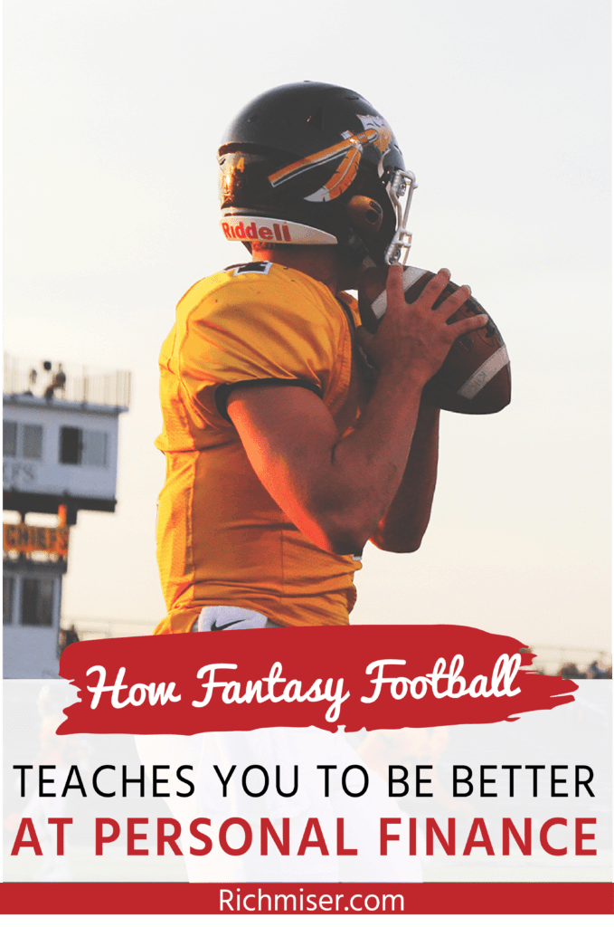 How Fantasy Football Teaches You to Be Better at Personal Finance