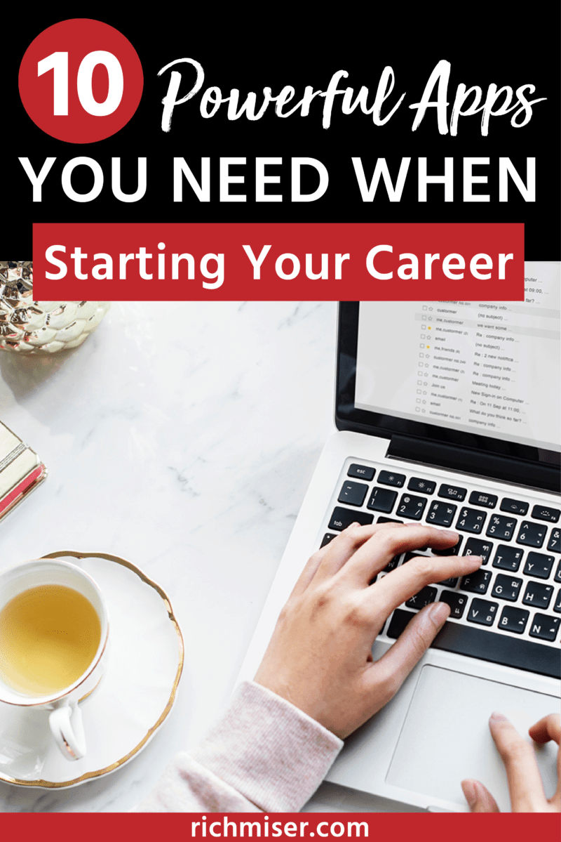 10 Powerful Tools You Need When Starting Your Career