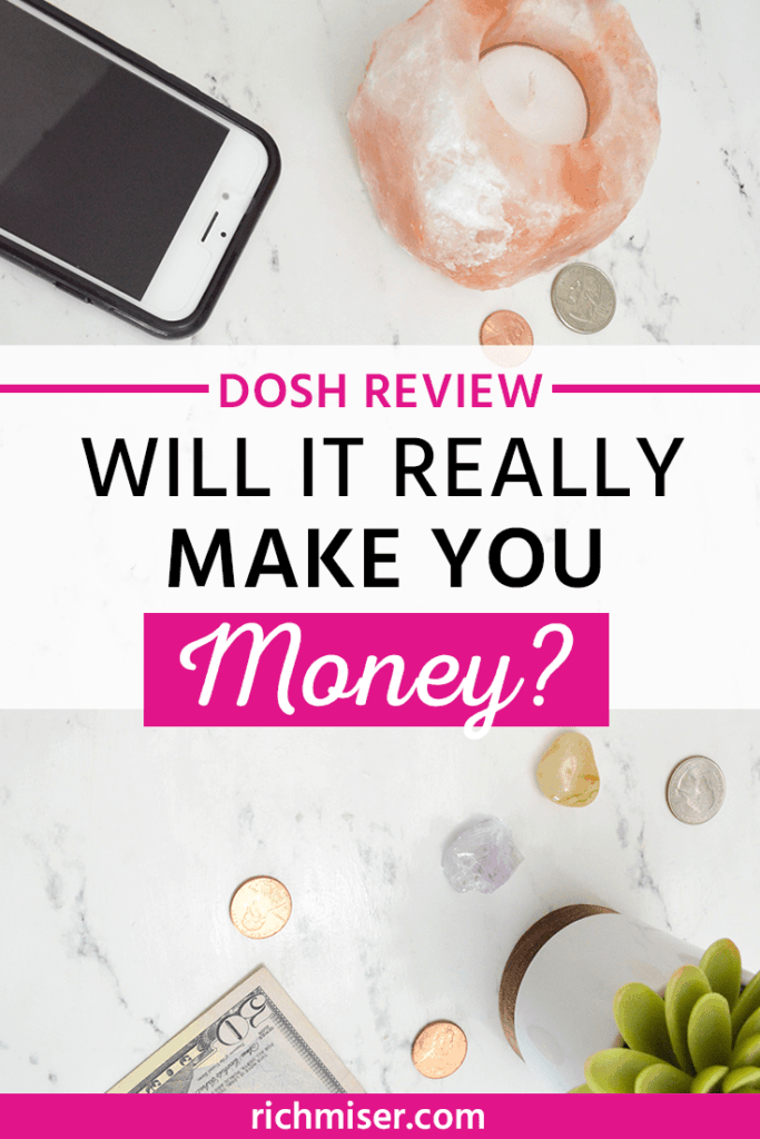 Dosh Review: Will It Really Make You Money?