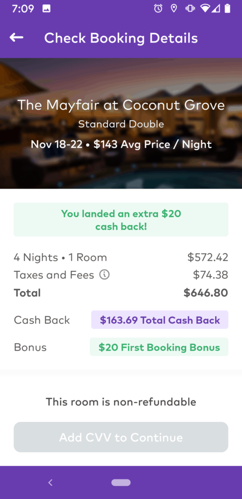 dosh review hotels