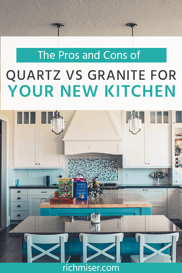 The Pros and Cons of Quartz vs Granite for Your New Kitchen