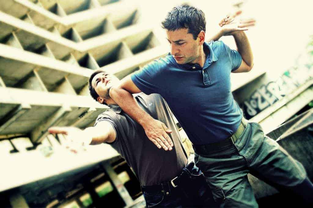 Krav Maga & self-defense classes