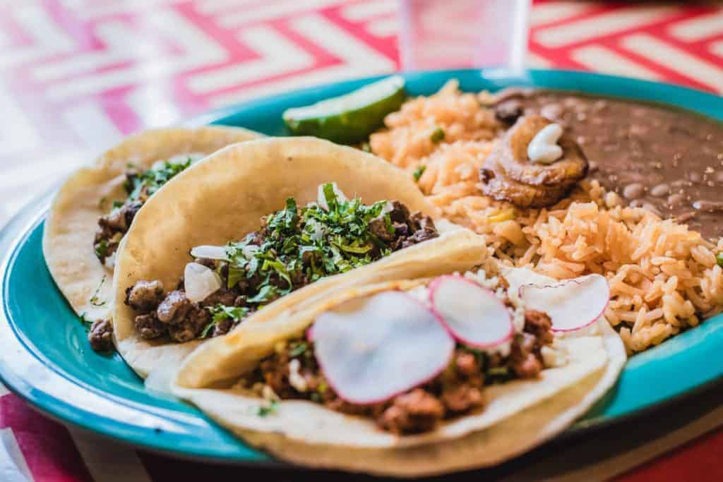 cheap food delivery - tacos