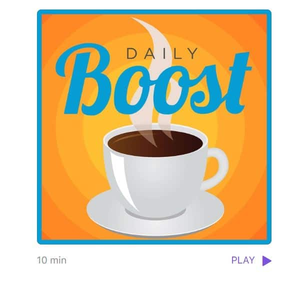 best podcasts positive mental attitude