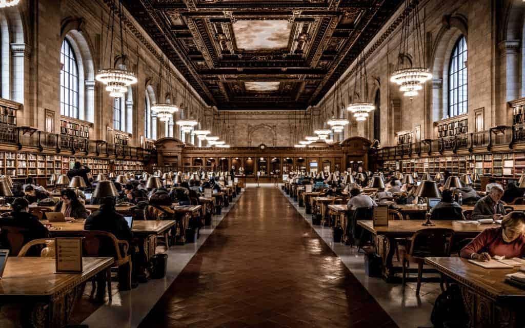 wisdom vs knowledge in the library
