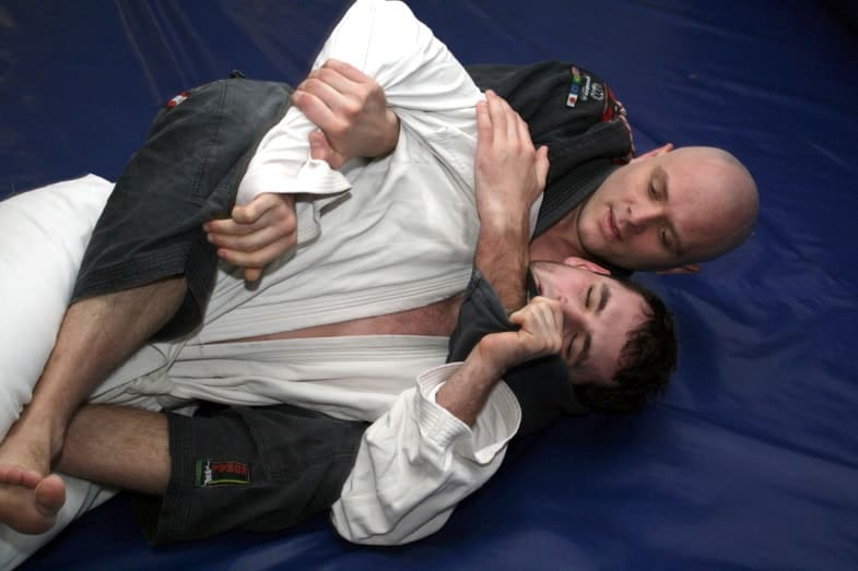 Brazilian Jiu Jitsu move