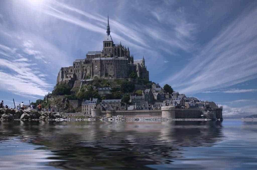 castles and French culture