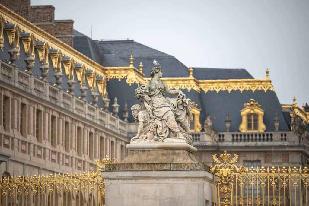 Versailles - crucial to French culture and world culture as well