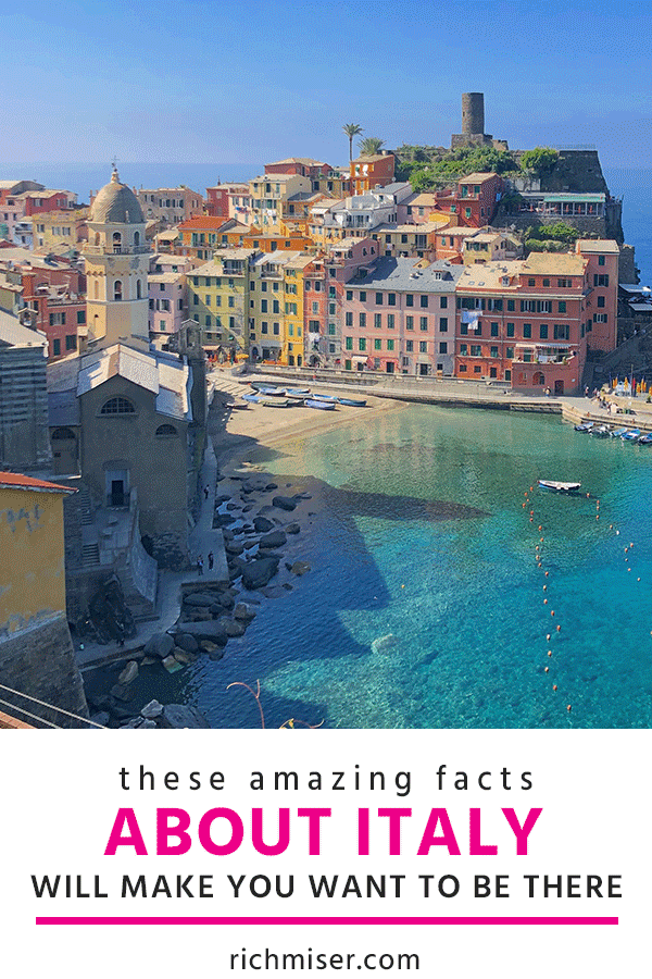 These Amazing Facts About Italy Will Make You Want to Be There