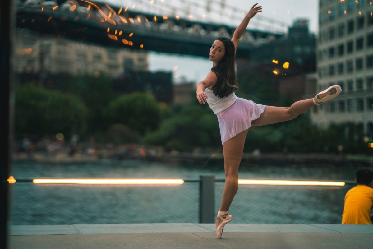 a different kind of barre workout?