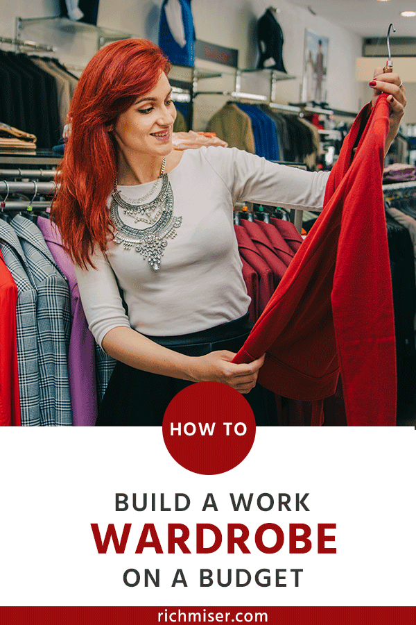 How to Build a Work Wardrobe on a Budget